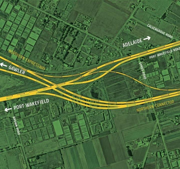 Interchange Maps Dpti Department Of Planning
