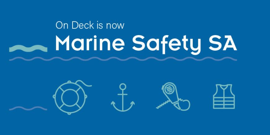 Stay safe on the water with marinesafety.sa.gov.au