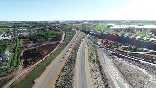 Northern interchange