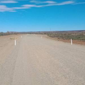 APY Lands Main Access Road Upgrade image