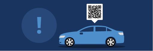 Step 3: Setup QR code in vehicle