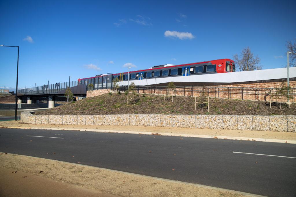 Day Terrace rail